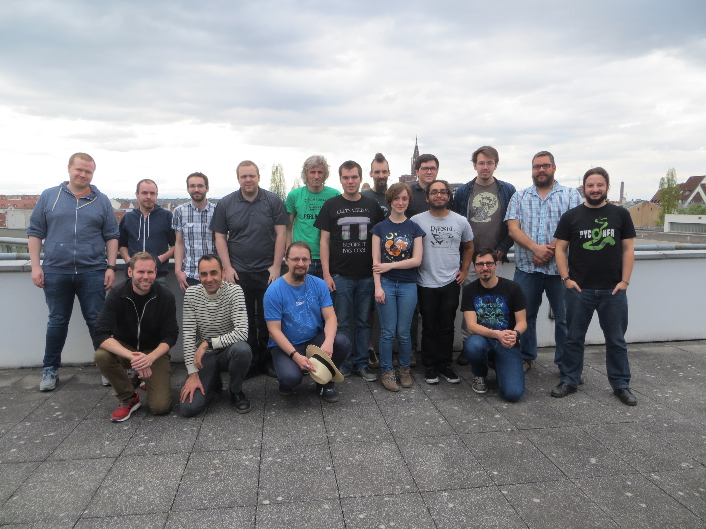 photo groupe hackaton